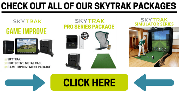 skytrak golf simulator packages
