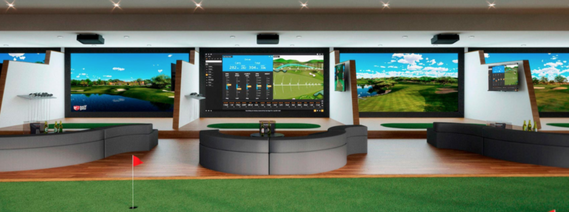 Golf Simulators and Indoor Golf Equipment Brought To You By Shop Indoor Golf