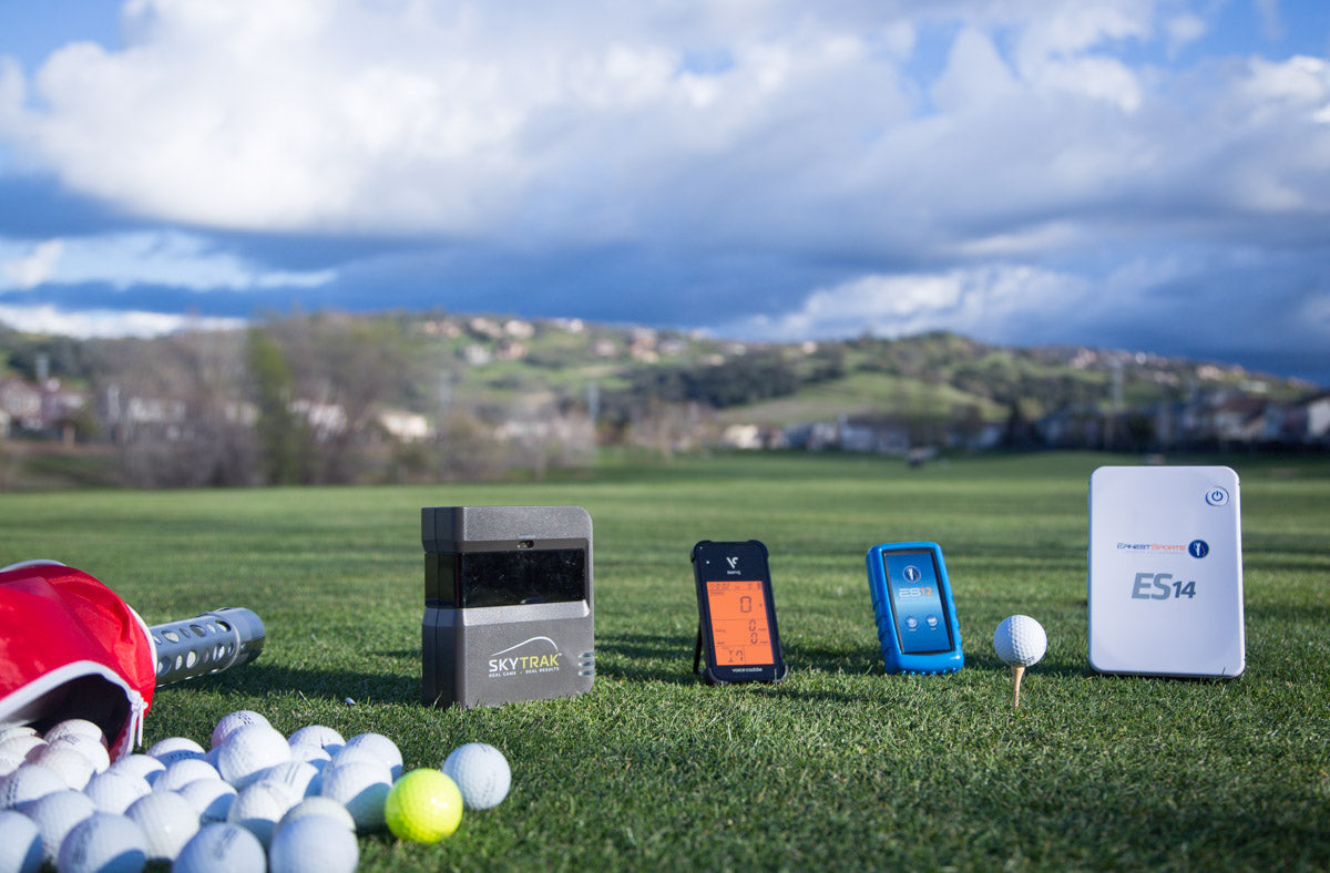 Golf Launch Monitors