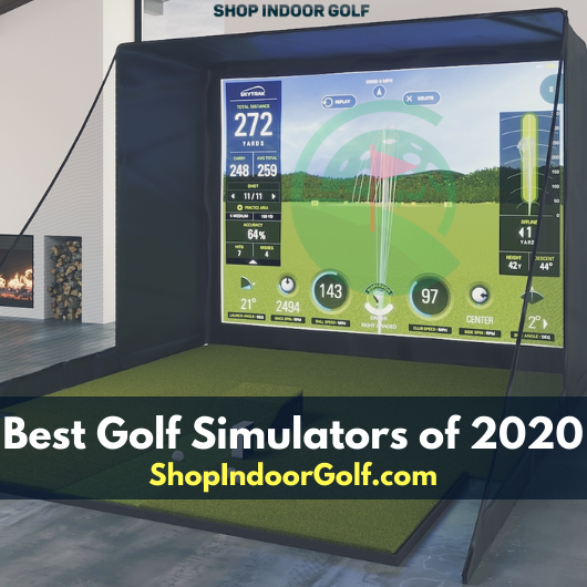best golf simulator 2020