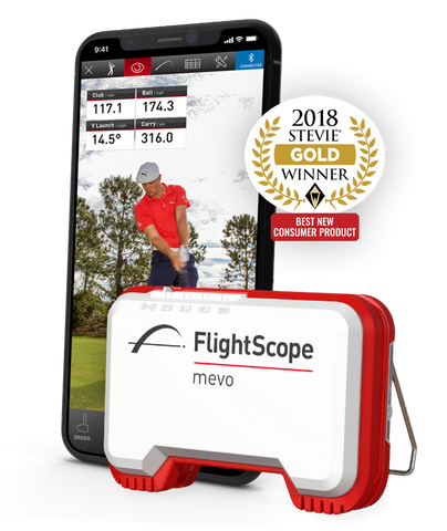 flightscope mevo with iphone
