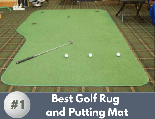 best golf rug and putting mat
