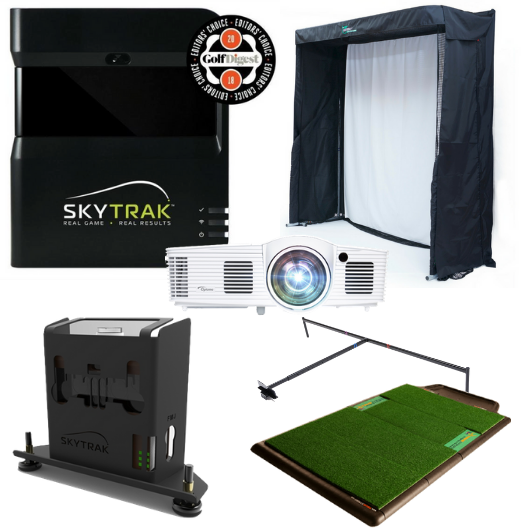 SkyTrak Gold Training Package