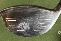lower driver face strike