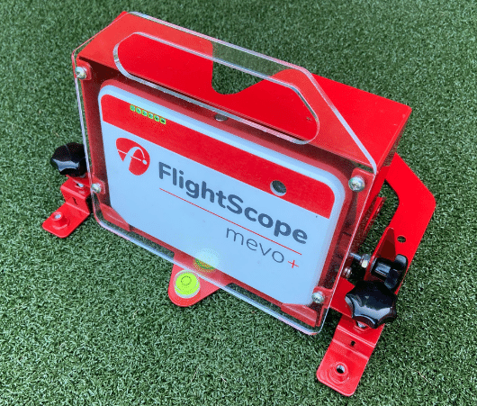 flightscope mevo plus fixed alignment dock