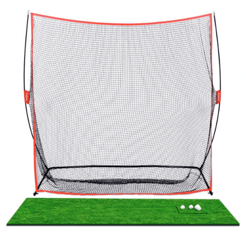 golf net included with optishot GIAB