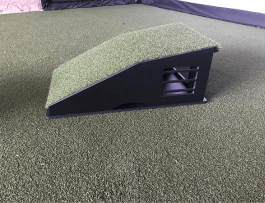 projector shield - golf simulator projector floor mount enclosure