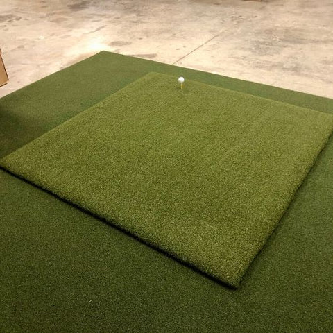 fairway series golf mat from shop indoor golf