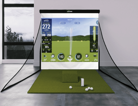 skytrak bronze golf simulator