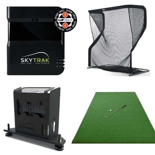 SkyTrak Silver Training Package