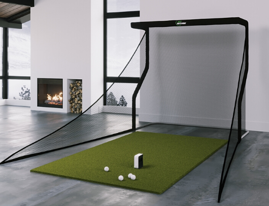 skytrak training golf simulator