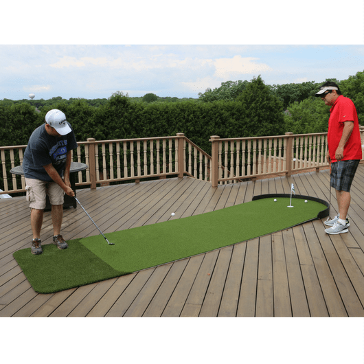 Big Moss commander series Indoor and Outdoor Putting and chipping Green