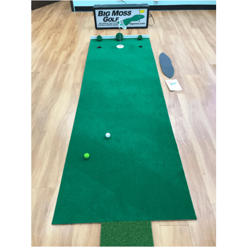 Big Moss Competitor V2 Putting Green and Chipping Mat