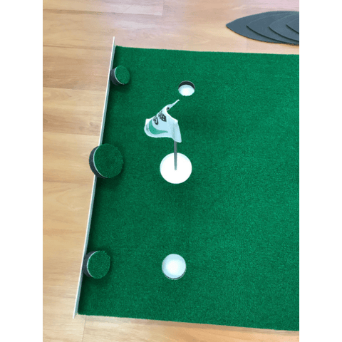 Big Moss Cmpetitor Pro V2 3' x 12' Putting Green & Chipping Mat
