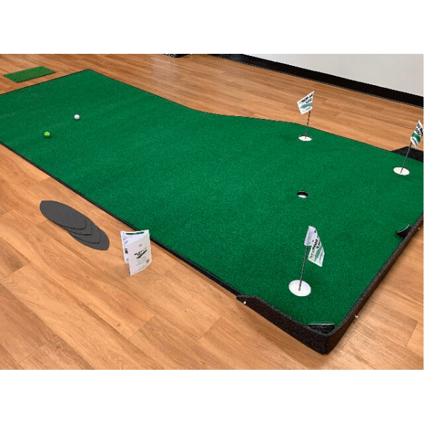 Big Moss Country Club V2 Putting Green & Chipping Mat