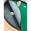 Image of Big Moss The Augusta V2 Putting Green and Chipping Mat - Removable Foundation