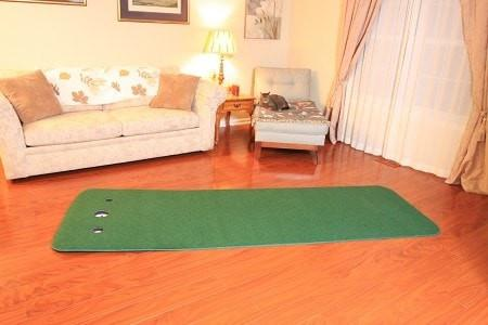 Big Moss 3' x 9' Competitor Putting Green & Chipping Mat