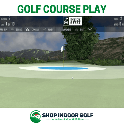 Foresight Sports GC2 SIG10 Golf Simulator