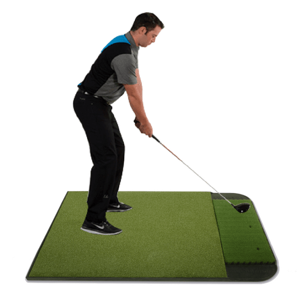 Fiberbuilt 4' x 5' Single Sided Performance Golf Mat