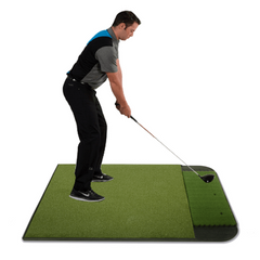 Image of Fiberbuilt 4' x 5' Single Sided Performance Golf Mat