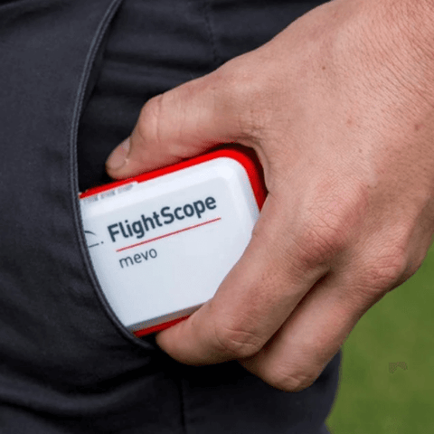 FlightScope Mevo Portable Launch Monitor Fits In Your Pocket