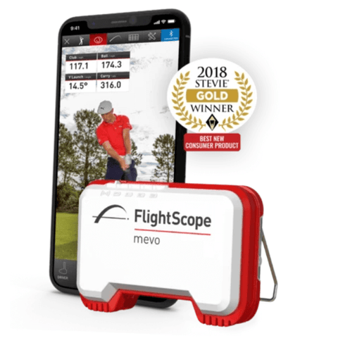 FlightScope Mevo Side View