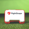 Image of Flightscope mevo launch monitor side view