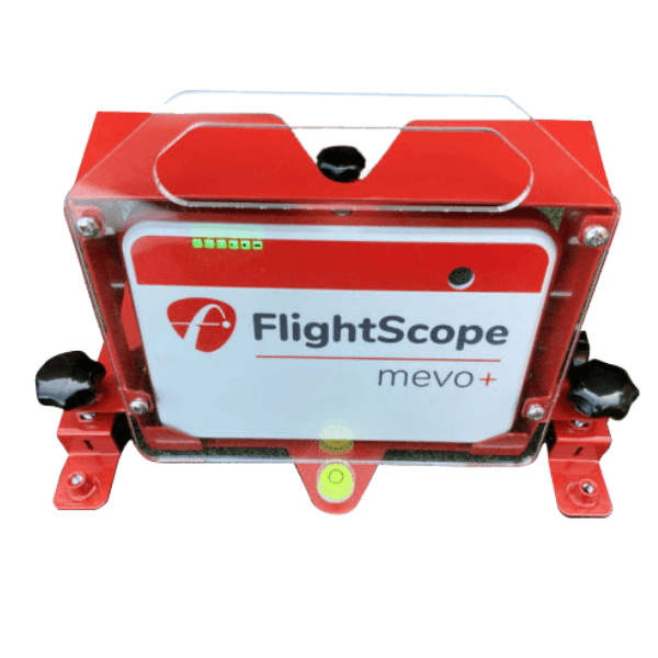Flightscope fixed alignment dock