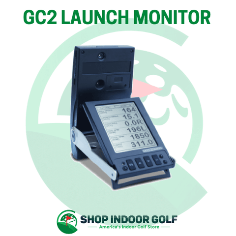 gc2 golf launch monitor