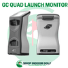 Image of foresight gc quad launch monitor side view