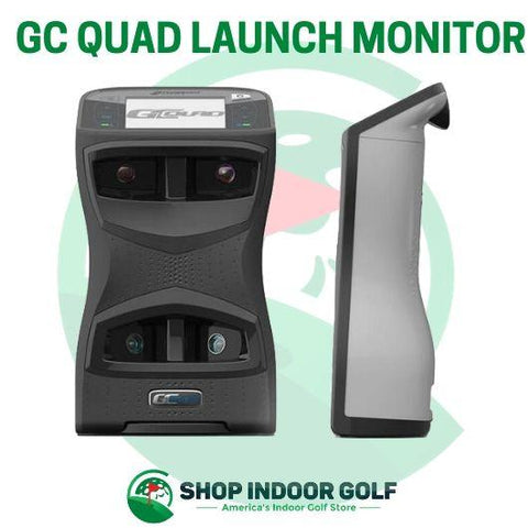GCQuad launch monitor