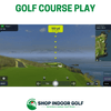 Image of Golf Course Play with Optishot Ballflight