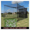 Image of Cimarron Masters Golf Net with Frame Corners