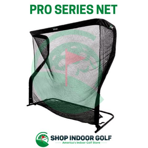 net return pro series net with the ballflight bronze package