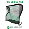 Image of net return pro series net with the ballflight bronze package