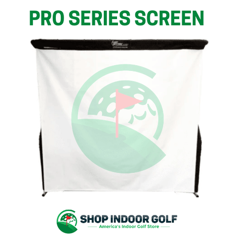 net return pro series screen with the ballflight bronze package