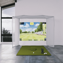 OptiShot BallFlight Flex Space Package