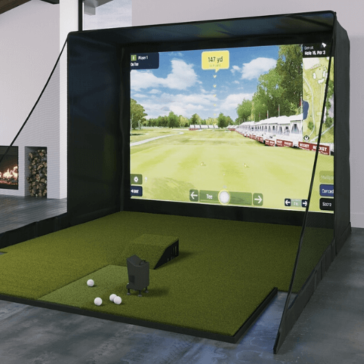 Optishot BallFlight Golf Simulator SIG10 Package