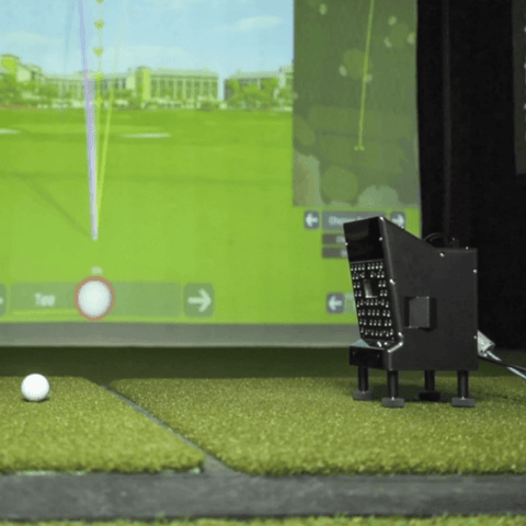 OptiShot BallFlight SIG12 Golf Simulator