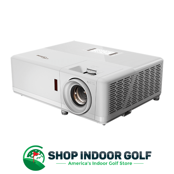 Optoma ZH406 Golf Simulator Projector