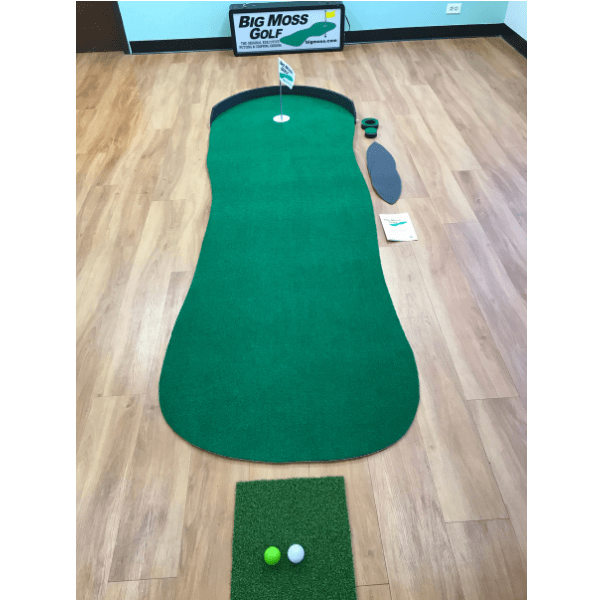 Big Moss  The Original EX2 V2 Putting Green & Chipping Mat