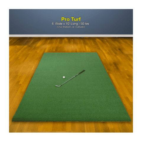 Pro Turf for simulator series golf net