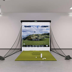 SkyTrak Bronze Golf Simulator Package