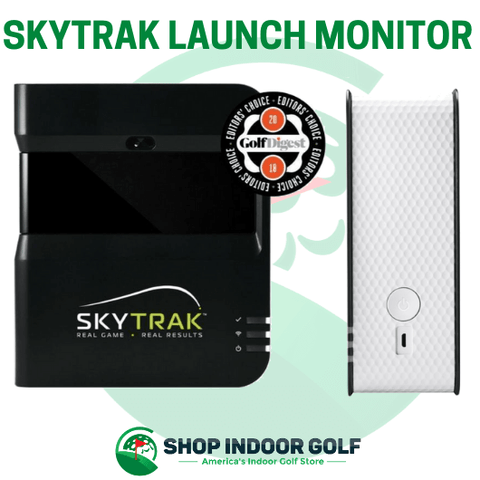 SkyTrak Launch Monitor