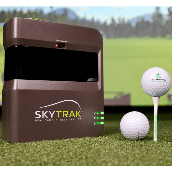 SkyTrak Golf Simulator and Launch Monitor