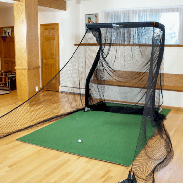the net return mini pro series golf net package