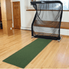 Image of the net return mini pro series golf net with golf mat
