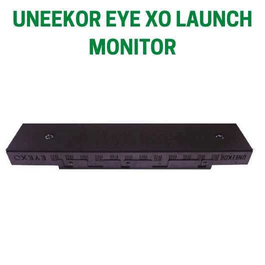 Uneekor EYE XO Launch Monitor
