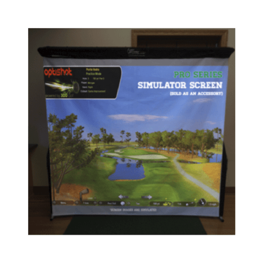 Home Series Golf Simulator Screen