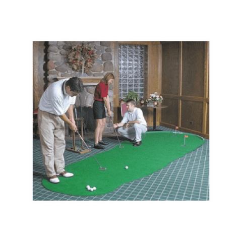 Big Moss The Admiral 6' x 15' Putting Green
